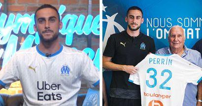 """Lucas Perrin témoigne de sa fierté d'avoir prolongé à l'Olympique de Marseille: """"C'est mon club de cœur"""""""