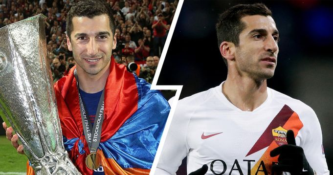 'Some have been playing there for ages but haven't won anything': Mkhitaryan refuses to count United period as failure
