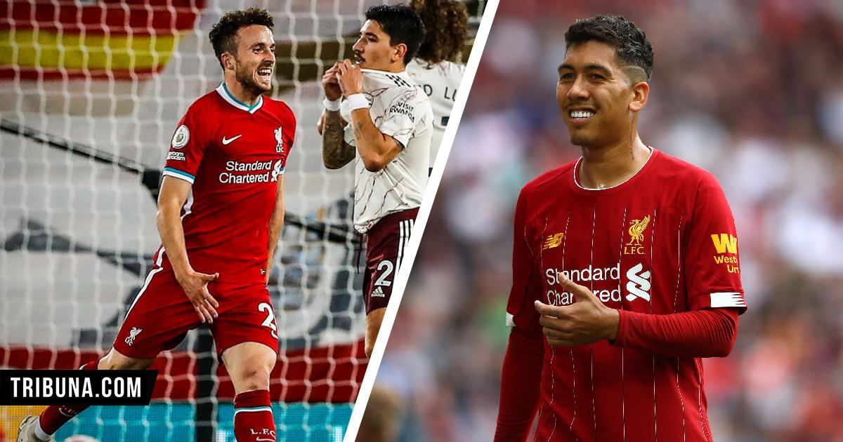 Jota may play a bit more than Firmino this season: Former Red Konchesky explains why