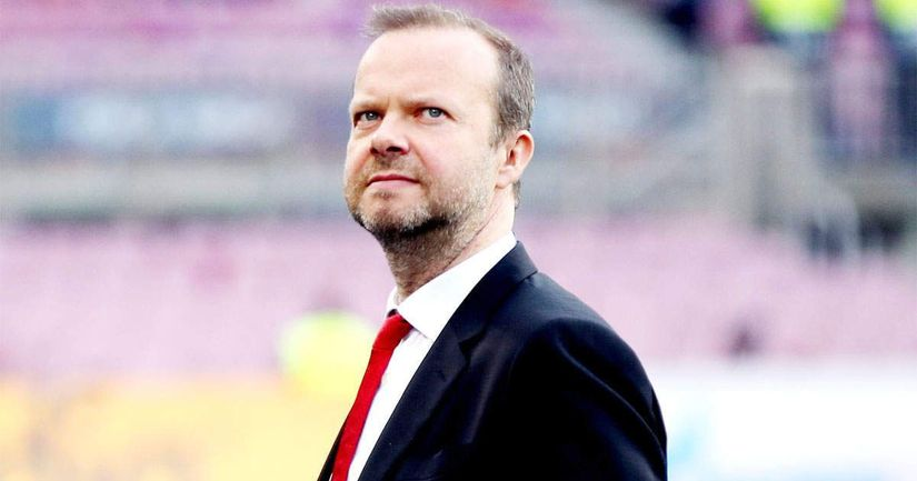 Ed Woodward opens up on transfers and United's long-term ...