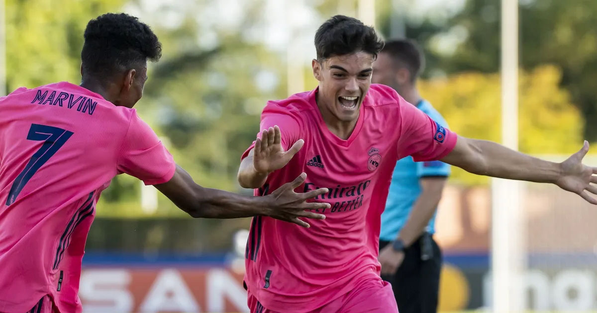 Raul's Madrid Castilla make history, qualify for UEFA Youth League finals for first time ever