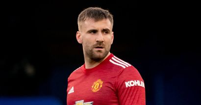 'It can define our season': Luke Shaw highlights importance of upcoming AS Roma semi-final