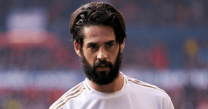 Inter Milan have identified Isco as summer target (reliability: 4 stars)