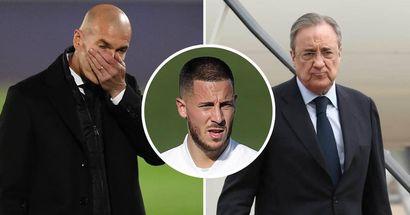 Secondo quanto riportato, il Real Madrid ha in programma di vendere quest'estate Eden Hazard a un prezzo stracciato