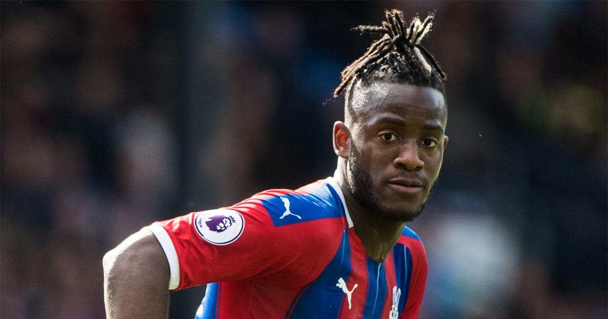 Chelsea Striker Michy Batshuayi hints at Crystal Palace return