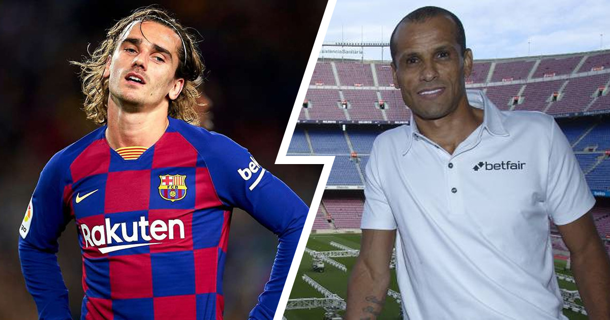 Rivaldo on Griezmann substitution: 'Something is not going well ...