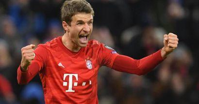 113 UCL-Spiele: Müller wird zum neuen deutschen Rekordspieler in der Königsklasse