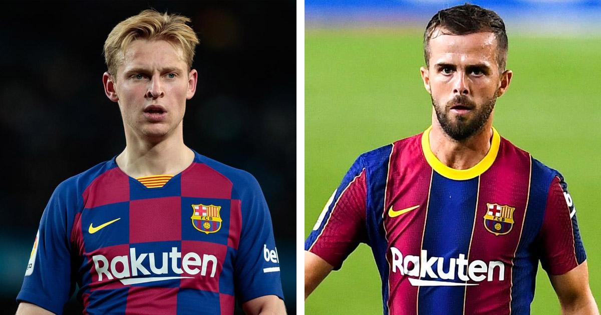 Stats show De Jong-Pjanic duo should be Koeman's first option in Barcelona midfield