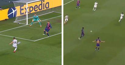Perisic beweist mit seinem Tor, warum Barcelona kein Top-Team mehr ist