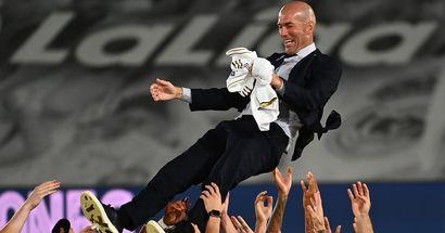 Los 4 grandes aciertos de Zidane en el Real Madrid