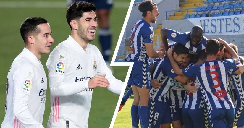 Alcoyano vs Real Madrid: line-ups, score predictions, head-to-head record & more — preview - logo