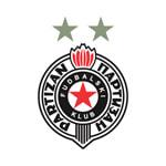 FK Partizan - logo