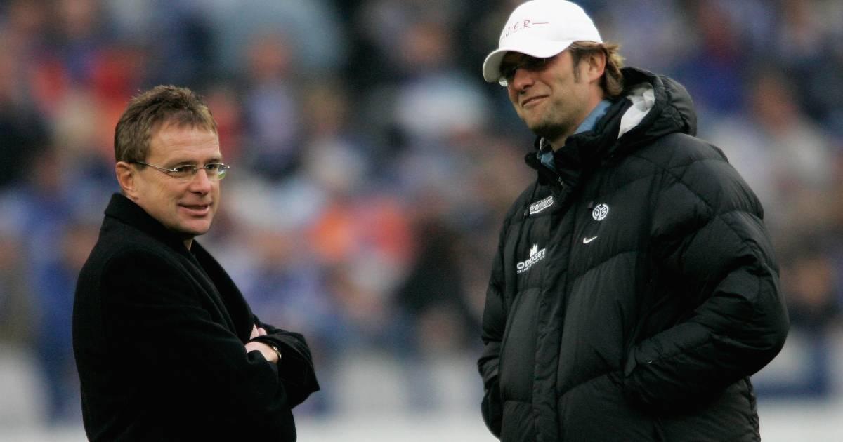 Klopp's ex-teammate speaks on influence former Leipzig coach Ralf Rangnick had on manager