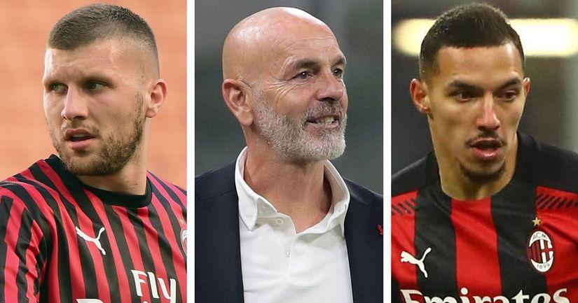 Il Milan più forte di Covid e infortuni: il Diavolo riprende la corsa e consolida il primo posto in Serie A - logo