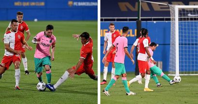 """Le """"Golazo"""" de Messi avec son pied """"faible"""" remporte le prix du plus beau but du Barça de septembre"""
