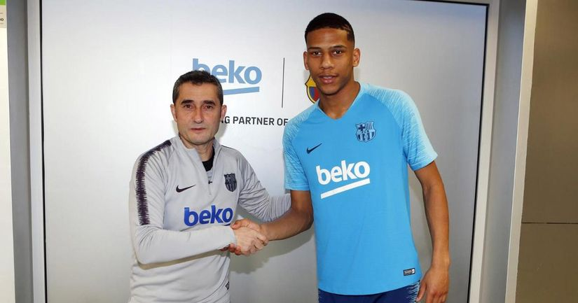 Todibo: Valverde was under pressure, that's why I didn't play more - logo