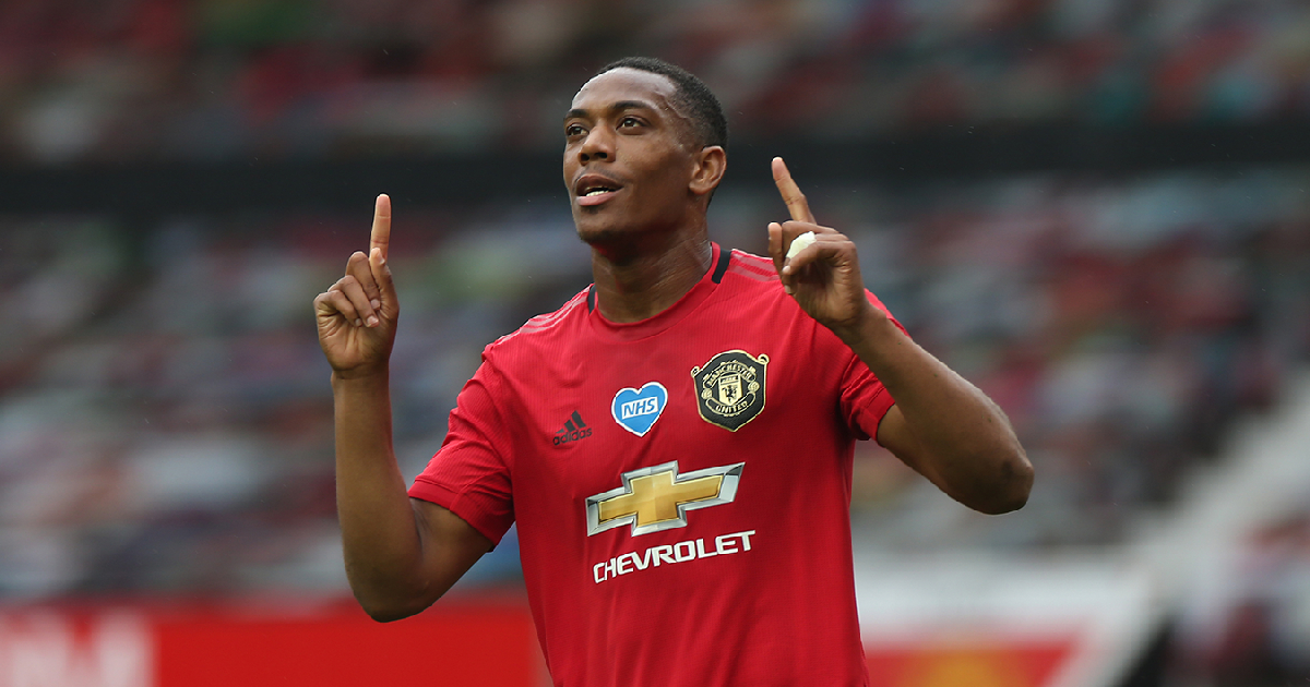 'When I get off the mark, everything will be fine': Anthony Martial reacts to not scoring in 2020/21 so far