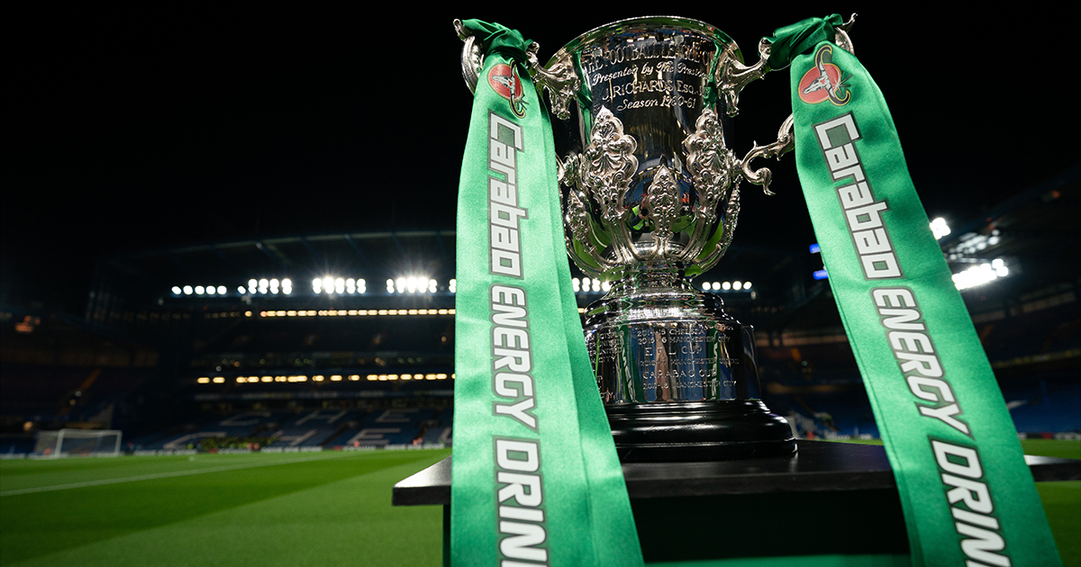 OFFICIAL: Liverpool to face Lincoln in Carabao Cup 3rd round