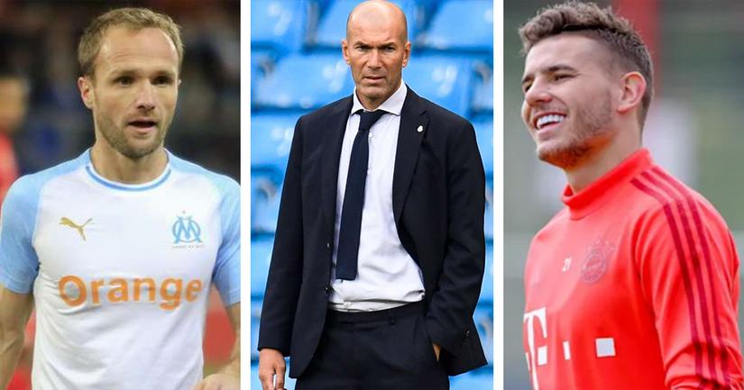 Zidane en coach et du beau monde: Admirez le XI des joueurs nés à Marseille - logo