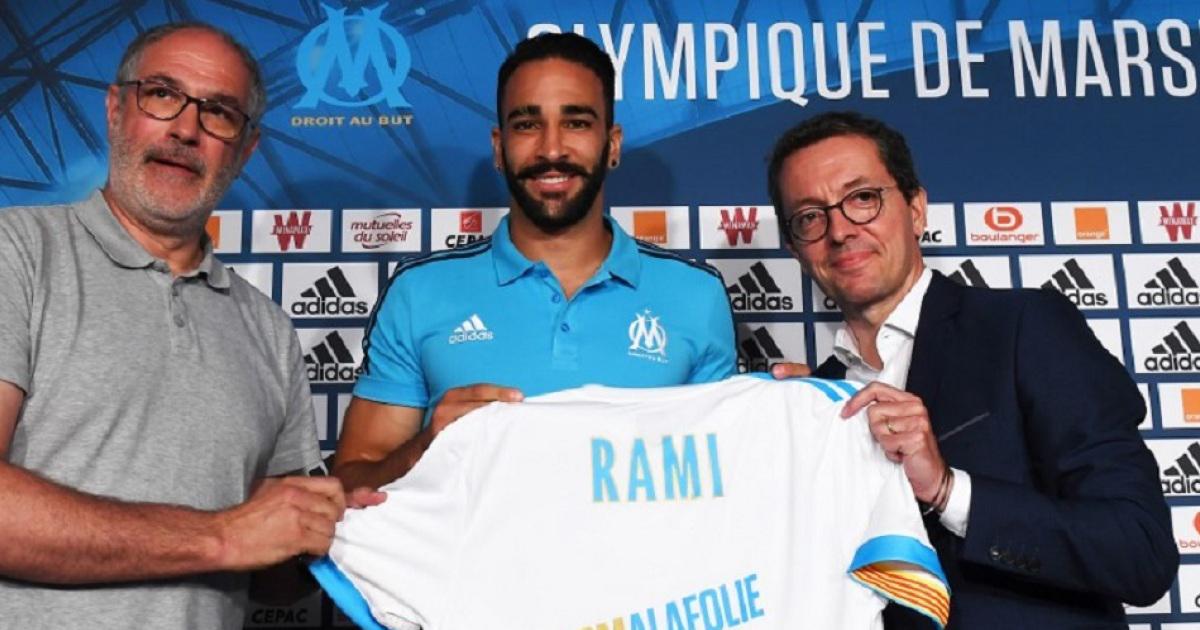 "Adil Rami: ""Eyraud a voulu salir mon image"""