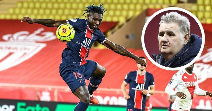 """""""Le PSG aurait dû mener 3-0 à la mi-temps"""": Ménès déplore la décision de l'arbitre face à Monaco  - logo"""