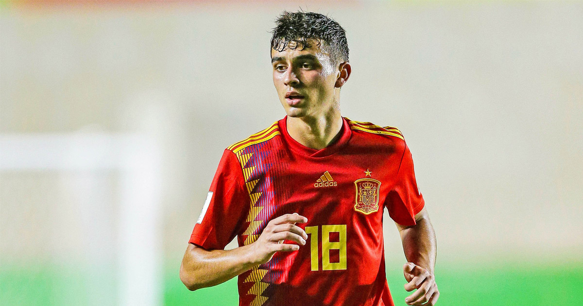 Barca Reportedly Asked Spain U21 To Rest Pedri As Youngster Suffered Severe Blow Vs Faroe Islands