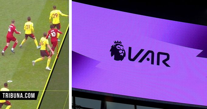 LiVARpool? More likely, VARchester United! How video reviews have affected PL clubs this season - logo