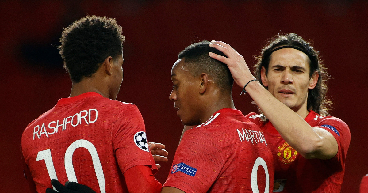 Attacking football is back: Man United score second-highest amount of goals among all Champions League sides