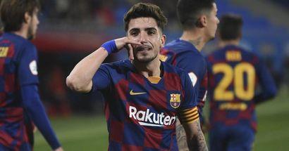 Girona n'achètera pas le jeune Monchu du Barça s'il ne parvient pas à remporter la promotion en Liga (fiabilité: 4 étoiles)
