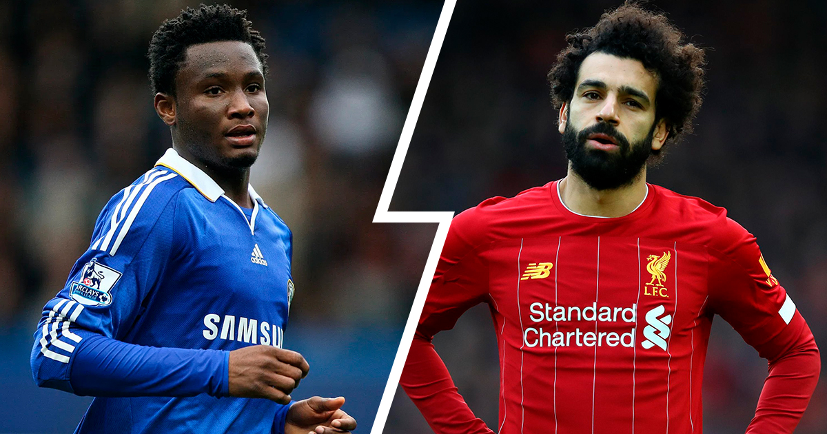 John Obi Mikel claims he believed in Salah at Chelsea but admits ...