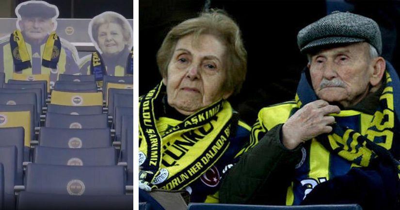 """""""Sie werden morgen wie in jedem Spiel mit uns sein"""": Fenerbahce würdigt das verstorbene Paar emotional - logo"""