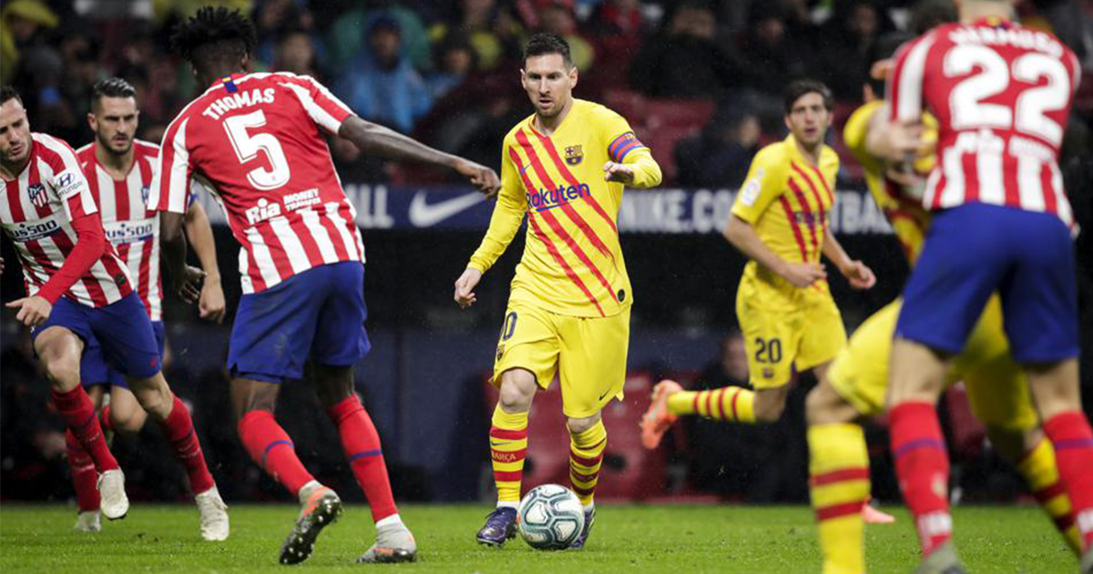 Atletico Madrid vs Barcelona possible line-ups, score predictions, head-to-head, preview.
