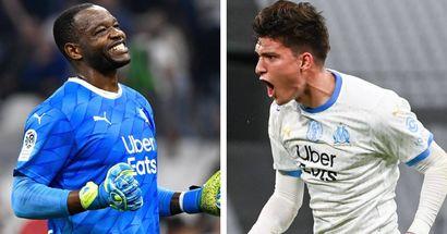 Mandanda 7,5, Balerdi 7 : Les notes des joueurs de l'Olympique de Marseille contre Strasbourg
