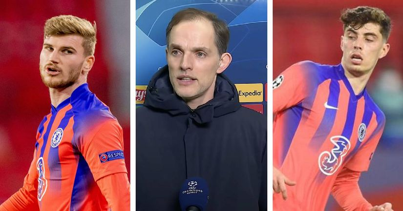 'I accepted Timo and Kai didn't play at their highest level': Tuchel explains early subs for German duo  - logo
