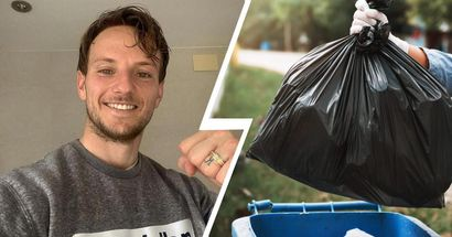 """Ivan Rakitic spricht über das Leben in der Quarantäne: """"Ich bin nur rausgegangen, um Müll zu entsorgen"""""""