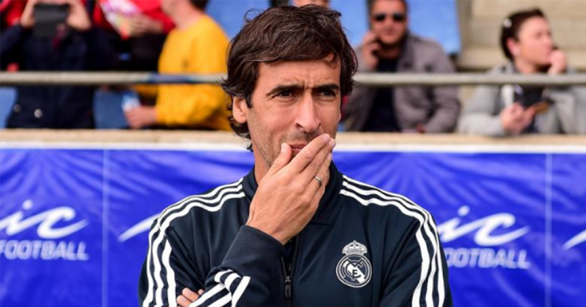 Raul Gonzalez reportedly to take charge of Real Madrid U19 for 9 days