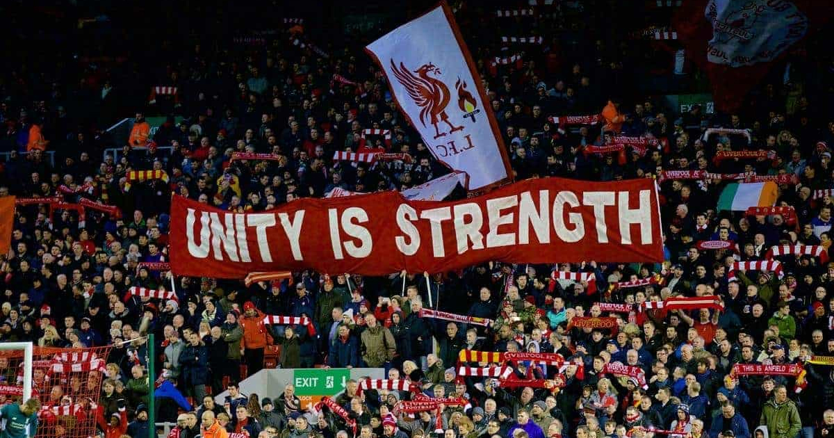 Liverpool fans help gather over £100,000 for foodbanks in one day - instead of paying £14.95 each to watch Sheff Utd match