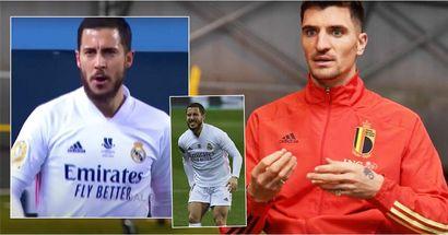'Sì, sono andato a Madrid e l'ho placcato'. Thomas Meniuer risponde a chi accusa che l'infortunio di Hazard è colpa sua