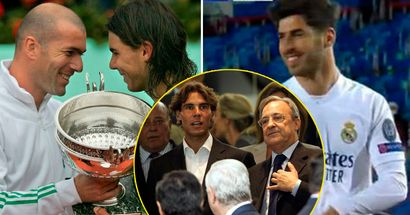 How Rafa Nadal played key role in persuading Madrid to sign Asensio