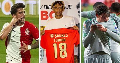 Monchu en feu, Todibo gelé et plus: aperçu des joueurs prêtés par Barcelone
