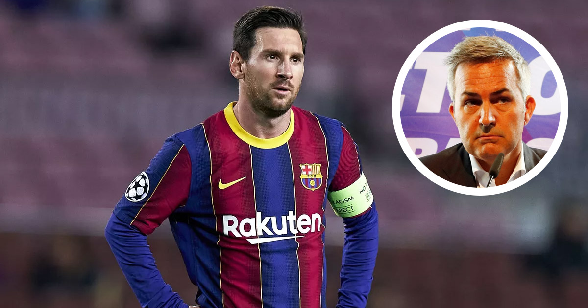 Barcelona Presidential candidate Victor Font: In the short term, it's critical that we keep Messi at Barca