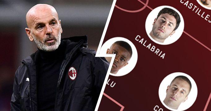 Le probabili formazioni di Milan-Torino: Conti dal 1', Calabria ancora in mezzo al campo