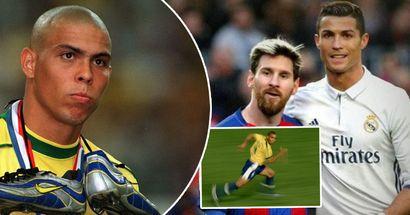 La classifica dei 50 più grandi calciatori di tutti i tempi: Ronaldo il Fenomeno solo 10°