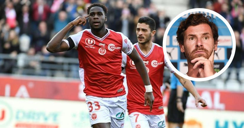André Villas-Boas se méfie de l'attaque du Stade de Reims - logo