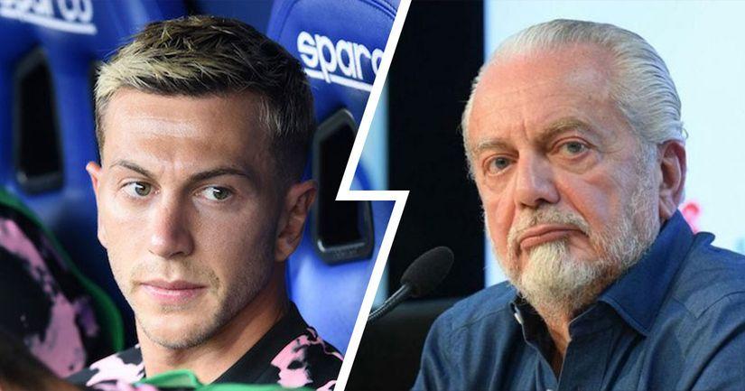 Bernardeschi non ne vuol sapere, ancora un no secco al Napoli: il centrocampista della Juve non cede all'offerta di De Laurentiis - logo