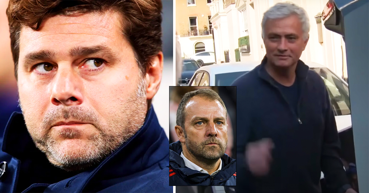 Jose Mourinho: If you coach Bayern or PSG, your destiny is written. I refuse to go to a country where pressure doesn't exist
