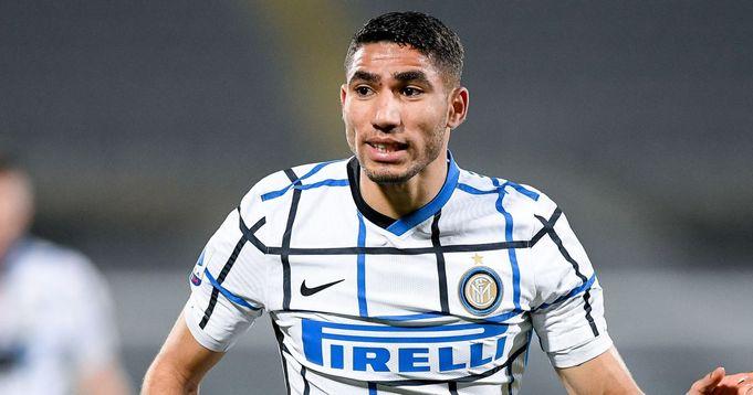 Inter Milan won't sell Achraf Hakimi amid Arsenal links (reliability: 5 stars)