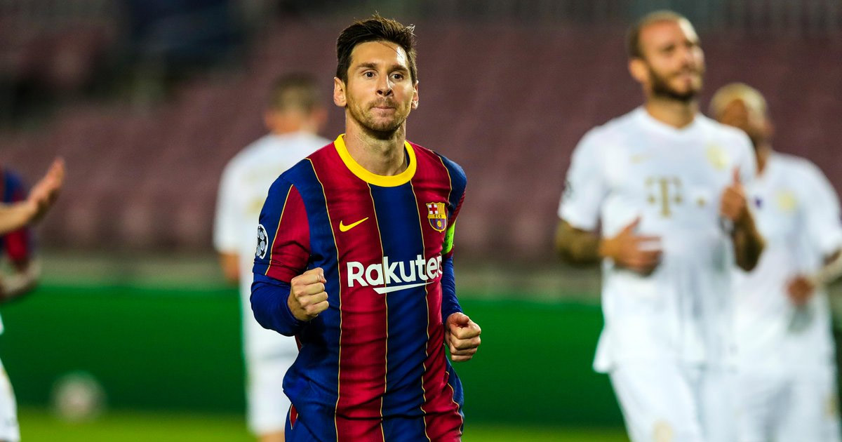 Messi and 2 other Blaugranas make best statistical XI of Champions League matchday 1