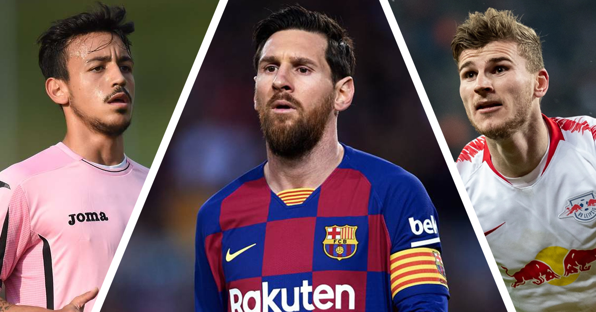 In 2015, Leo Messi picked 10 talents to become future stars - where are they now?