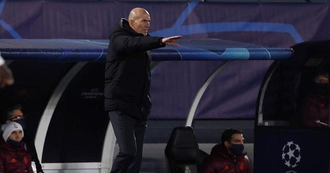 Zidane se clasifica primero de grupo por primera vez en su carrera - logo
